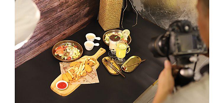 案例 | 上岛咖啡南浔店餐品摄影